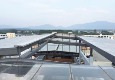 南通市体育会展中心_上海海珀联动力技术有限公司-开合屋顶、开合屋盖、平移天窗 ...